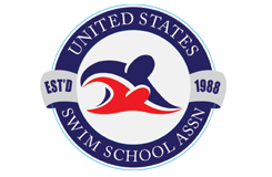 U.S. Swim School Association Logo